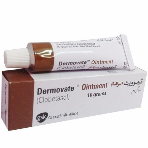 Dermovated Ointment 10 Gr