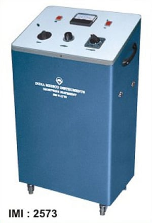 SHORTWAVE DIATHERMY with Pad Electrodes & Cable (500w)