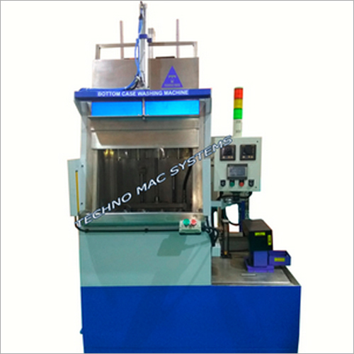 Front Loaded Rotary Cabinet Washer
