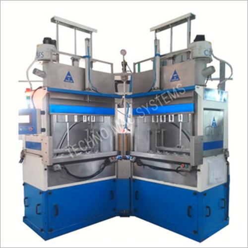 Rotary Indexing Washing Machine
