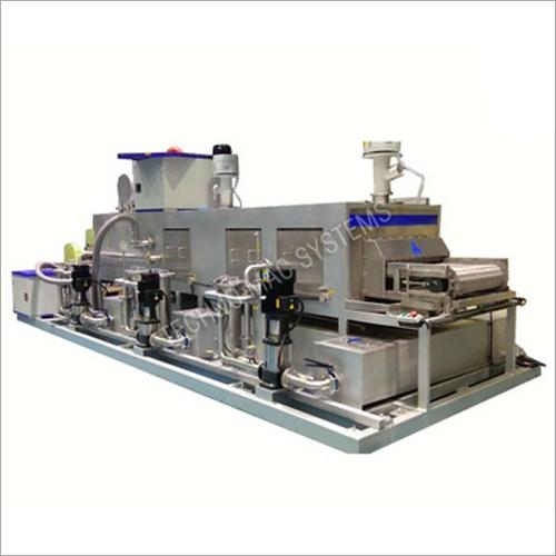Industrial Conveyorised Washing Machine