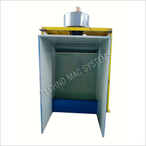 Industrial Painting Booths