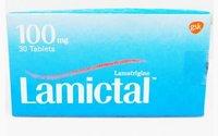 Lamictal 100 Mg 30 Tablets