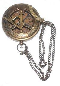 Nautical Sundial Compass