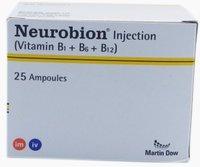 Neurobion Injection 25 Ampouls
