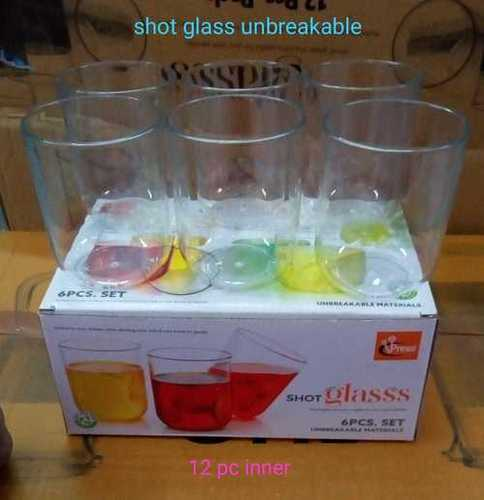 Shot Glass Pack Of 6