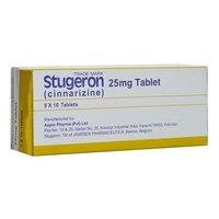 Stugeron 25 MG TABLET