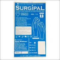 Surgical Sterile Latex Surgical Powdered Glove