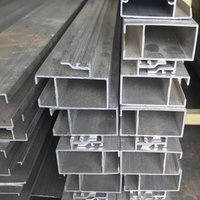 Aluminium Interlock Section