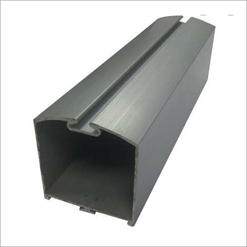 Aluminium Door Vertical Section
