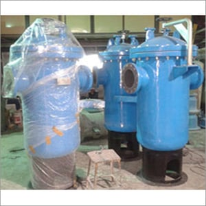 Micron Cartridge Filter Housing And Basket Strainer