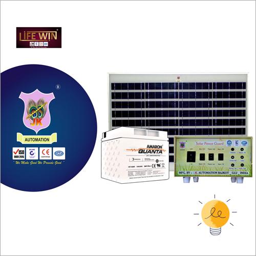 Solar Fence Guard Machine