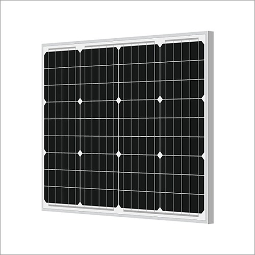 Loom Solar Panel 50 watt - 12 volt Mono Perc