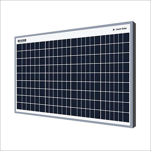 Loom Solar Panel 40 watt 12 volt Poly Crystalline