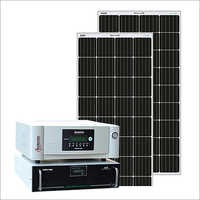 Loom Solar 1 kWh Off Grid Solar System with 4-5 Hours Backup