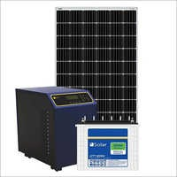 Loom Solar 2 kw Off Grid Solar System for Home with Battery Backup