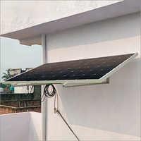 Loom Solar Wall Mounted, 2 Panel Stand 375 watt