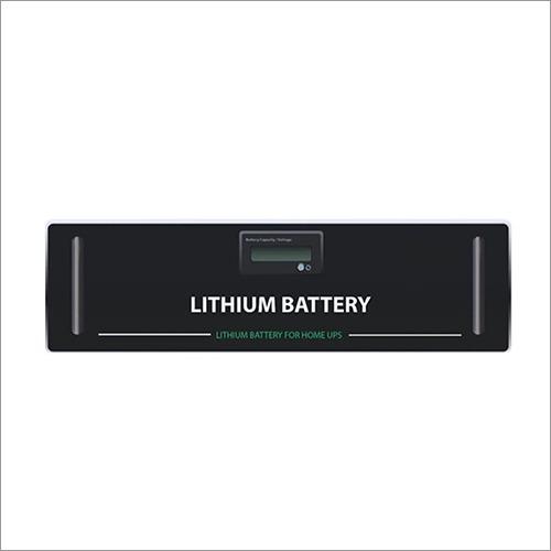 80 Ah - 1,000 Watt Hour Lithium Battery for Home Inverters