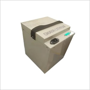 Lithium Battery 30ah- 48 Volt for Electric Vehicles