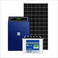 Loom Solar 10 kW Off Grid Solar System for Offices, Commercial Shops, Factories