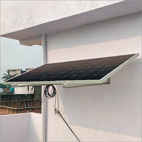 Loom Solar Wall Mounted 2 Panel Stand 375 watt