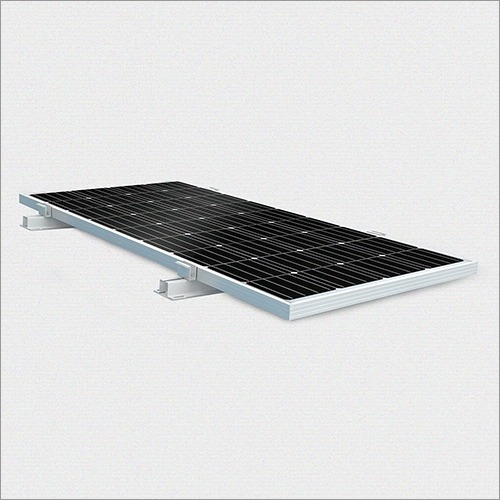 Loom Solar 4 Panel Stand for Factory Tin Shed 180 - 375 watts