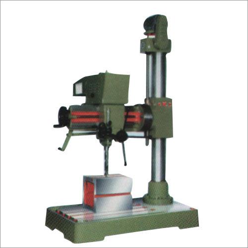 Fine Feed Radial Drilling Machine