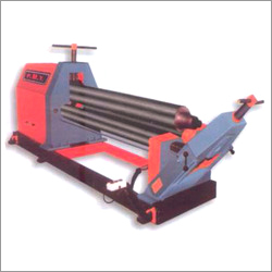 Industrial Plate Rolling Machine