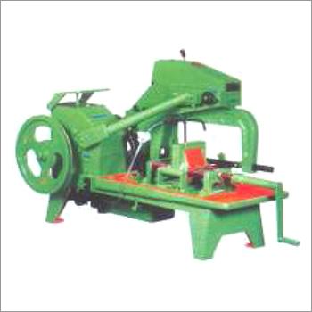 Tension Hacksaw Cutting Machine