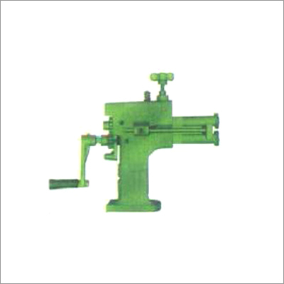 Industrial Swaging And Beading Machine