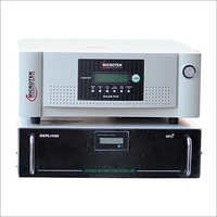 2 kVA Solar Inverter with 2 kWh Lithium Battery for Home
