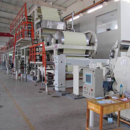 second hand paper coating machine