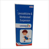 60 ml Levocetirizine And Montelukast Syrup