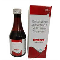 200ml Carbonyl Iron Multivitamin And Multimineral Syrup
