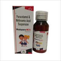 60ml Paracetamol And Mefenamic Acid Syrup