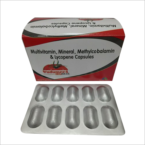 Multivitamins Minerals Methylcobalamin And Lycopene Capsules
