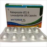 Rabeprazole (EC) And Levosulpiride (SR) Capsules