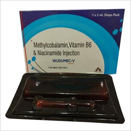 Methylcobalamin Vitamin B6 and Niacinamide Injecton