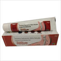 Diclofenac Diethylamine And Menthol Gel