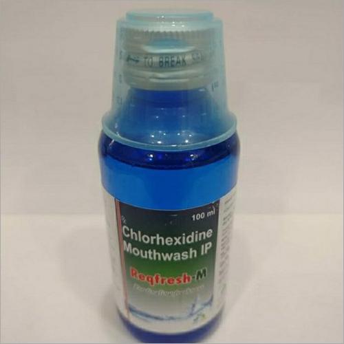100ml Chlorhexidine Mouthwash IP