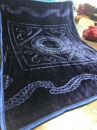 Embossed Mink Blankets