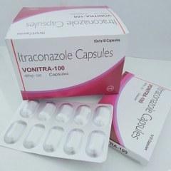 Itraconazole -100 Cap.