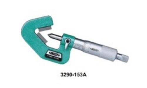 Insize 3290-153A V-Anvil Micrometer