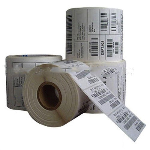 Printed and Plain Labels
