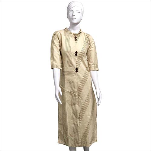 Ladies Panghat Long Kurti