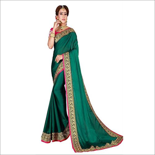 Ladies Paper Silk Saree