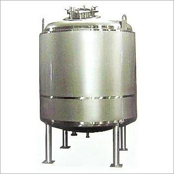 Stainless Steel Jacketed Storage Tanks