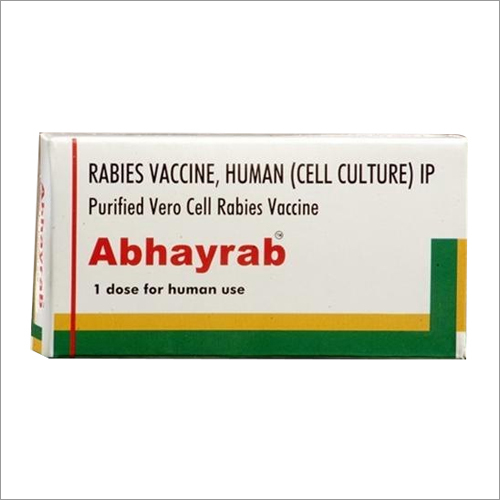 Abhayrab Rabies Vaccine,Human (Cell Culture) IP