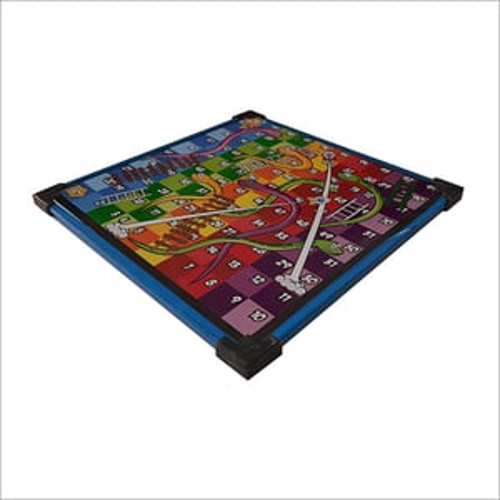 Snack Ladder Game Board