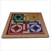 Wooden Ludo Board